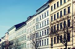 Historci Berlin Bergmannstrasse Stock Fotografie