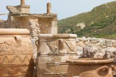 Historia av Knossos arkivbilder