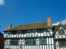 Historia av Stratford royaltyfri fotografi