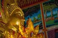 Historia Buddha Obraz Stock
