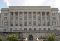 Historia buduje Missouri stanu Capitol w Jefferson MO zdjęcie stock