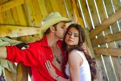 Historia de amor foto de archivo libre de regalías