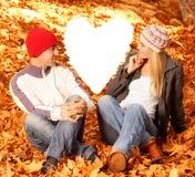 Historia de amor Imágenes de archivo libres de regalías