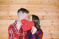 Historia de amor en un estudio imágenes de archivo libres de regalías