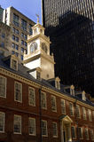 Historia de Boston fotografía de archivo libre de regalías