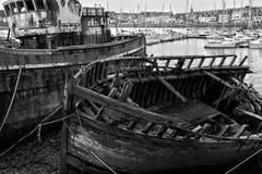 Historia de la pesca Fotografía de archivo