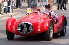 Historia del coche Imagen de archivo
