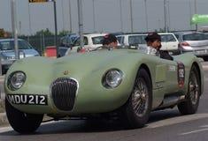 Historia del coche Foto de archivo