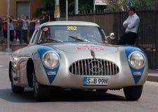 Historia del coche Fotografía de archivo libre de regalías