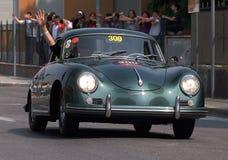 Historia del coche Foto de archivo libre de regalías