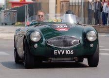 Historia del coche Fotos de archivo