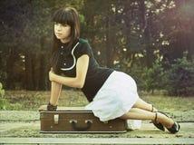Historia del viaje Foto de archivo libre de regalías