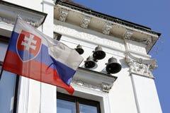 Historia en Eslovaquia Foto de archivo libre de regalías