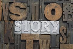 Historia hecha frente imagenes de archivo
