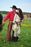 historia miłosna Fotografia Stock