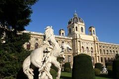 historia muzealny naturalny Vienna Zdjęcia Stock