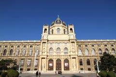 historia muzealny naturalny Vienna Zdjęcia Royalty Free