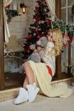 Historia o sueño de la Navidad en la Navidad Imagen de archivo