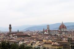 Historia, sztuka i kultura miasto, Florencja, Włochy - 06 Obrazy Royalty Free