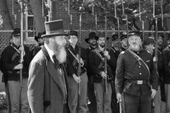 Historia viva Fotografía de archivo
