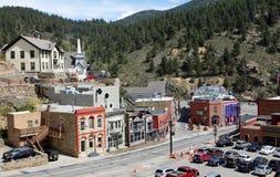 Historial Black Hawk, Colorado Royalty Free Stock Images