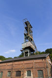 Historic abandoned Landek coal mine Stock Images