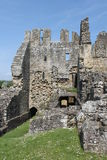 Historic abbey ruins Royalty Free Stock Images