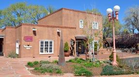 Historic adobe house Royalty Free Stock Photos