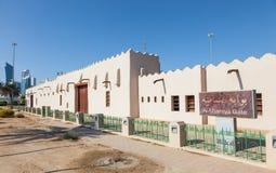 Historic Al-Shamiya Gate in Kuwait Royalty Free Stock Photo
