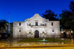 The Historic Alamo, San Antonio, Texas. Stock Photography