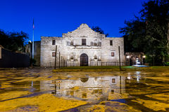 The Historic Alamo, San Antonio, Texas. Stock Images