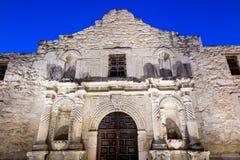 The Historic Alamo, San Antonio, Texas. Royalty Free Stock Photo