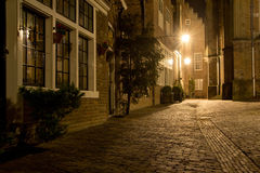 Historic alley Stock Photography