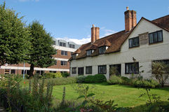 Historic Almshouses, Basingstoke, Hampshire Royalty Free Stock Photography