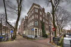 Historic Amsterdam Royalty Free Stock Image