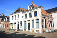 Historic Appingedam in the Province Friesland, The Netherlands Stock Photos