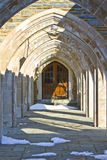 Historic Arched Entrance Royalty Free Stock Images