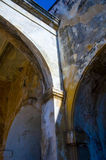 Historic Arched Entry Stock Images