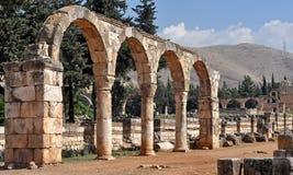 Historic arches Stock Photo