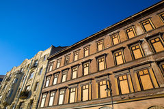 Historic Architecture in Budapest Royalty Free Stock Photography