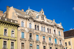 Historic Architecture in Budapest Royalty Free Stock Image