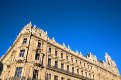 Historic Architecture in Budapest Stock Images