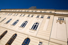 Historic Architecture in Budapest Stock Image