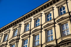 Historic Architecture in Budapest Royalty Free Stock Photo
