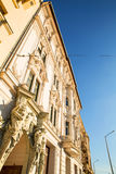 Historic Architecture in Budapest Stock Photography