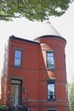 Historic architecture Capitol Hill Washington DC Royalty Free Stock Photography