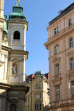 Historic Architecture in the center of Vienna Stock Photography