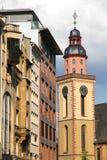 Historic Architecture in Frankfurt am Main Stock Photo