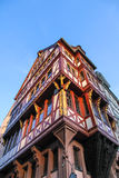 Historic Architecture in Frankfurt am Main. Germany, Europe stock photos