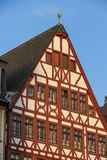 Historic Architecture in Frankfurt am Main. Germany, Europe royalty free stock image